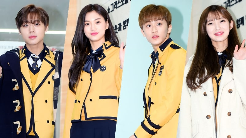 Idols Graduate From School Of Performing Arts Seoul