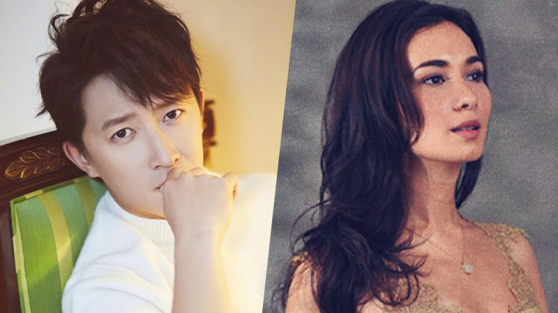 Hangeng Announces His Relationship With Celina Jade