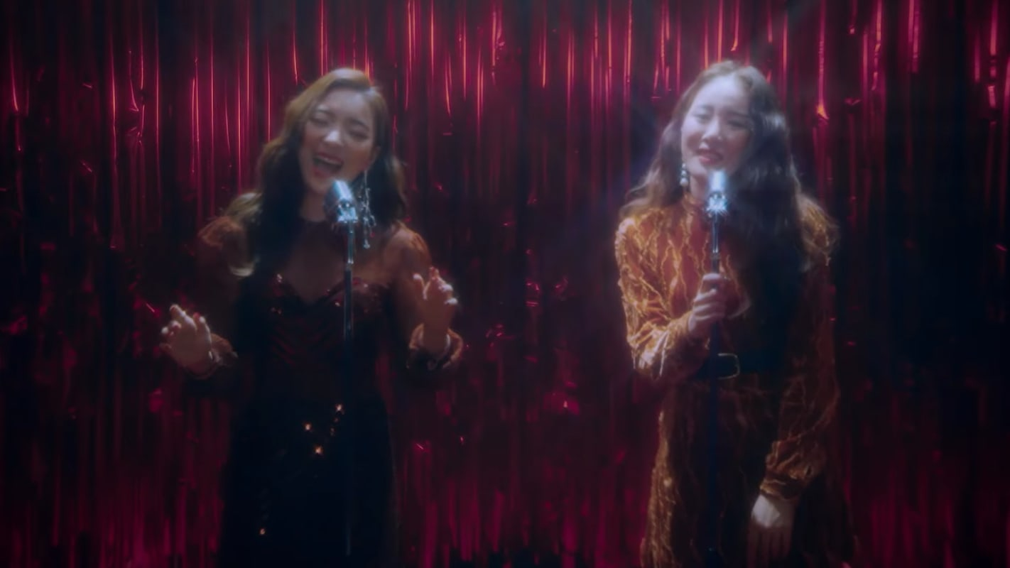 "Watch: f(x)'s Luna And Heda Want To ""Free Somebody"" In MV For SM STATION"