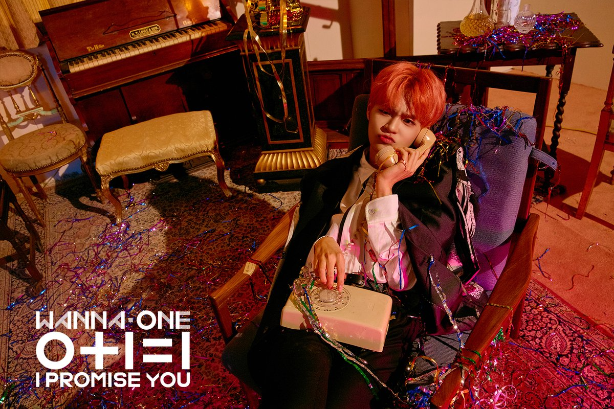Update Wanna One Unveils 2nd Mv Teaser For Upcoming Title Track