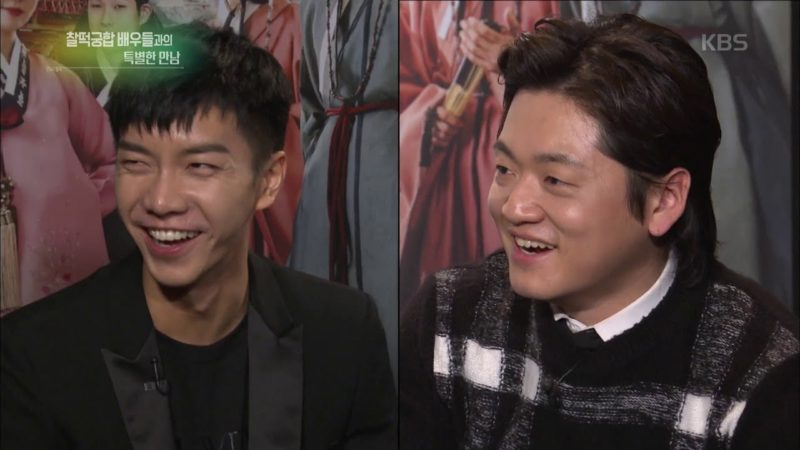 Lee Seung Gi And Jo Bok Rae Share Funny Stories From Filming Their New Movie