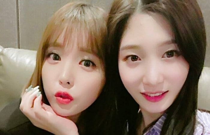 Hong Jin Young And DIA's Jung Chaeyeon Bond Over Talking About Ideal Types And Marriage