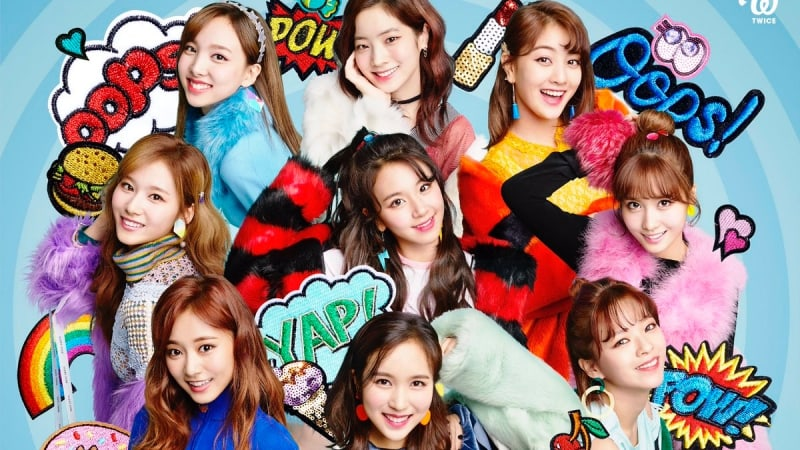 "TWICE Breaks Its Own Sales Record In Japan In Just 3 Days With ""Candy Pop"""