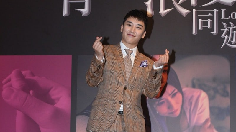 BIGBANG's Seungri Impresses With His Fluency In Chinese At Movie Promotions