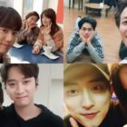 """Celebrities Show Support For """"The Unit"""" Contestants Ahead Of Finale"""