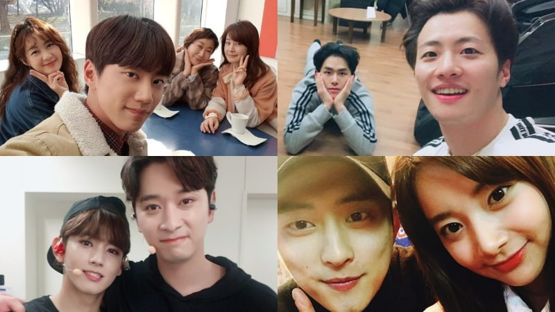 "Celebrities Show Support For ""The Unit"" Contestants Ahead Of Finale"