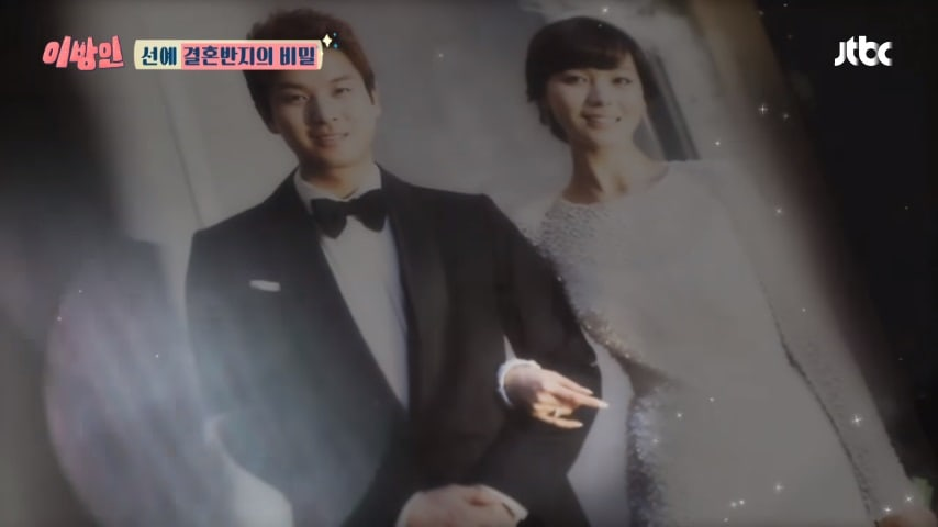 Sunye Reveals Touching Story Behind Her 30-Year-Old Wedding Ring