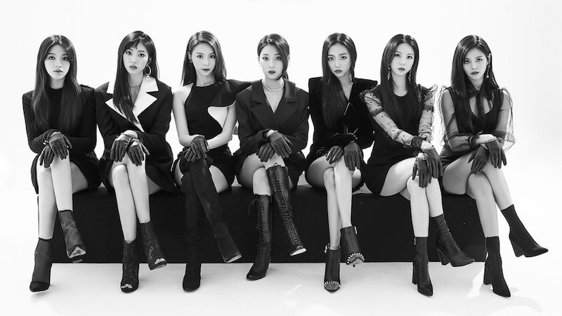 "Update: CLC Previews All Their Upcoming Songs From ""Black Dress"""