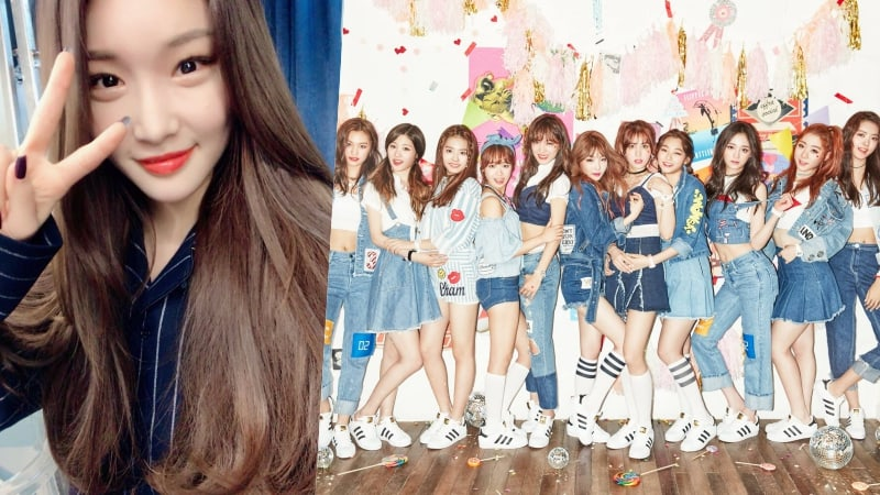 Chungha Says Her Friendship With I.O.I Members Helps Her Cope With Stress