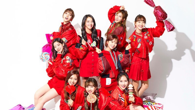 """TWICE's """"Candy Pop"""" To Be Certified Platinum In Japan After Less Than A Week Of Sales"""