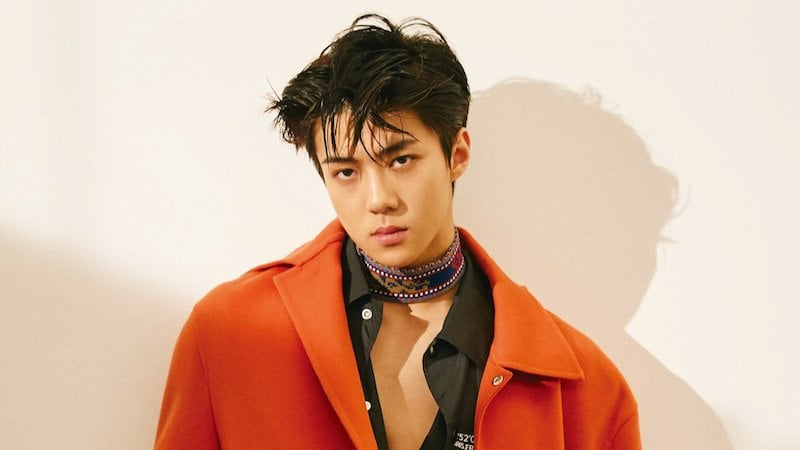 EXO's Sehun Confirmed To Play Leading Role In Web Film Based On Popular Webtoon