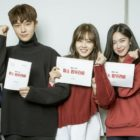 INFINITE's L, Go Ara, And More Attend Script Reading For New Legal Drama
