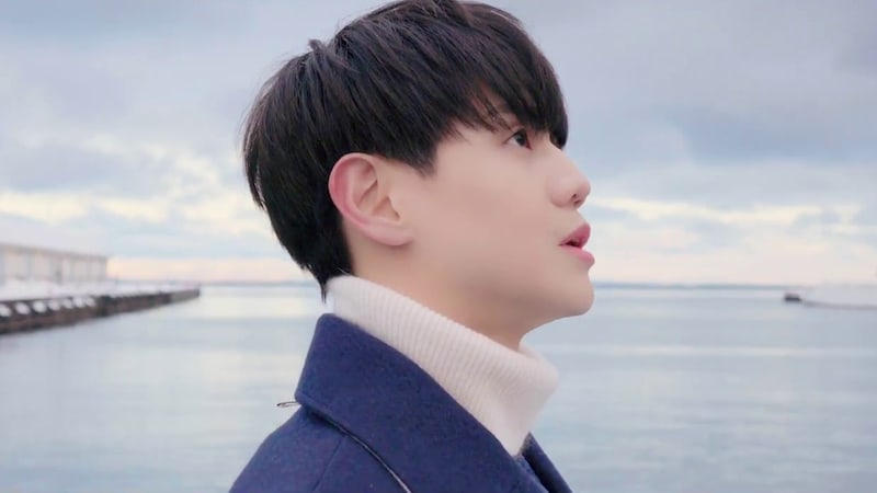 """Watch: Highlight's Yang Yoseob Sings Of The """"Star"""" In MV For Pre-Release Track"""