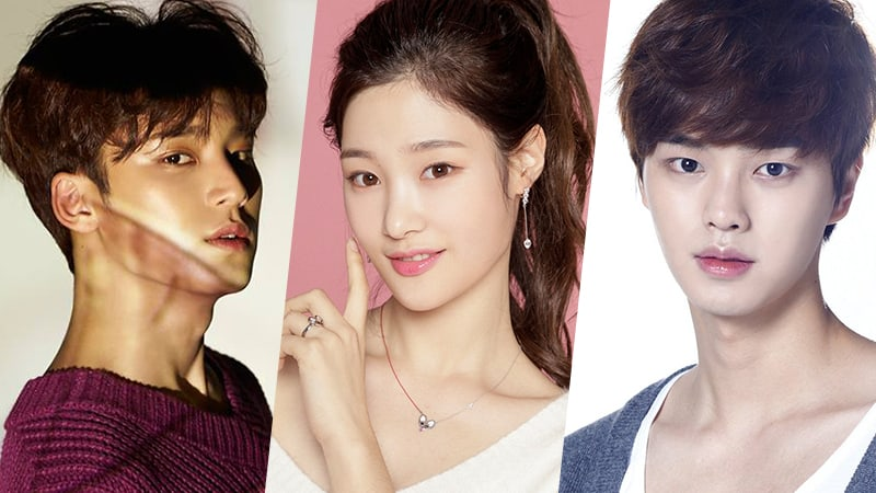 "SEVENTEEN's Mingyu, DIA's Jung Chaeyeon, And Song Kang Chosen As New ""Inkigayo"" MCs"