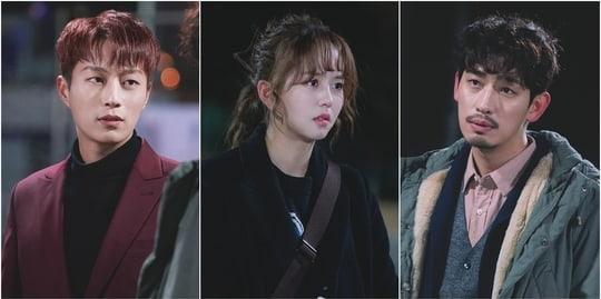 """Tension Mounts Between Yoon Doojoon, Kim So Hyun, And Yoon Park On """"Radio Romance"""""""
