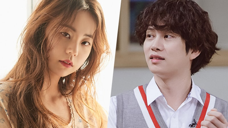 "Ahn So Hee To Reunite With Kim Heechul On ""Ask Us Anything"""