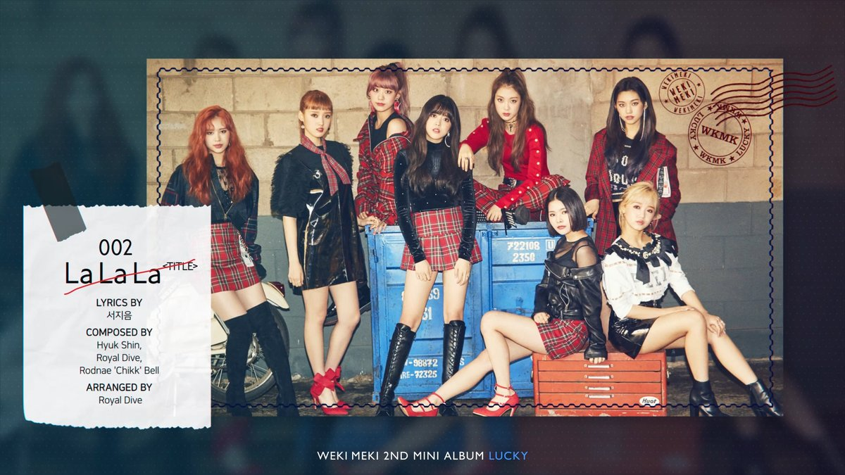 Update: Weki Meki Previews All Their New Songs In Highlight Medley