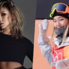 CL Congratulates Fan Chloe Kim After Record-Breaking Gold Medal Win At 2018 Olympics