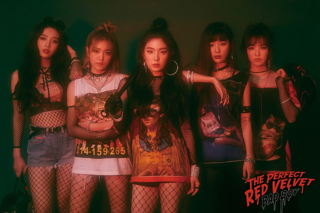 """Red Velvet Makes Debut On Billboard's Canadian Hot 100 Chart With """"Bad Boy"""""""