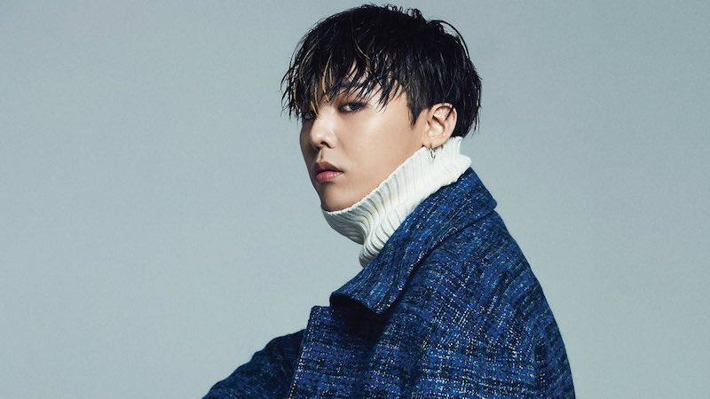 bigbang s g dragon confirms military enlistment date soompi