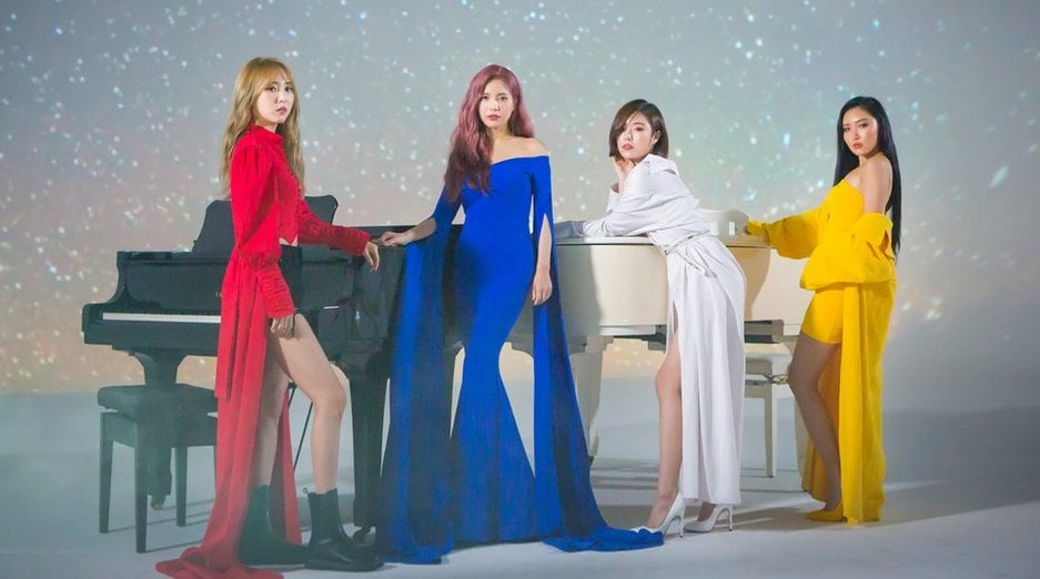 MAMAMOO Confirms Plans For March Comeback