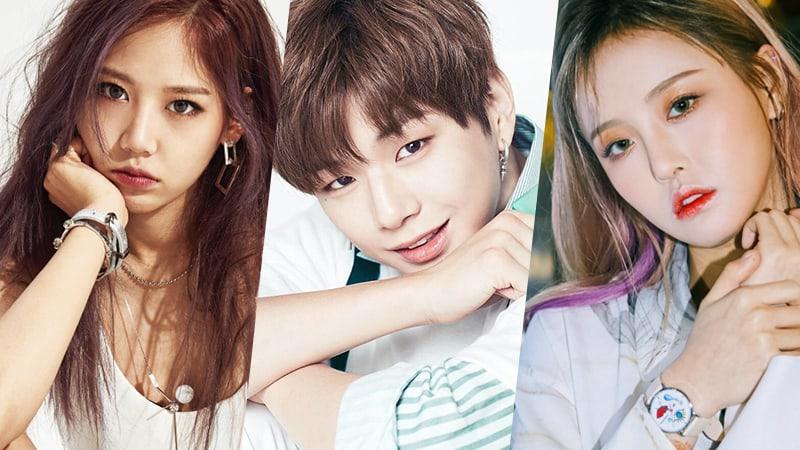Yuk Ji Dam's Father Speaks Up About Kasper's Post Regarding Wanna One's Kang Daniel