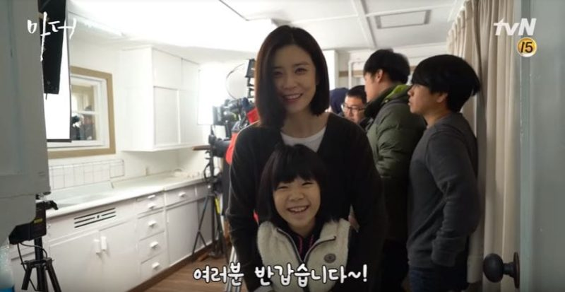 "Watch: Lee Bo Young And Heo Yool Are Like Real Mother And Daughter In Making Of ""Mother"""