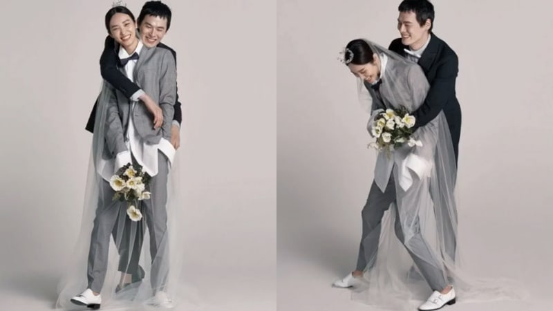 Model Couple Kim Won Joong And Kwak Ji Young Share Romantic Story Of Their Engagement
