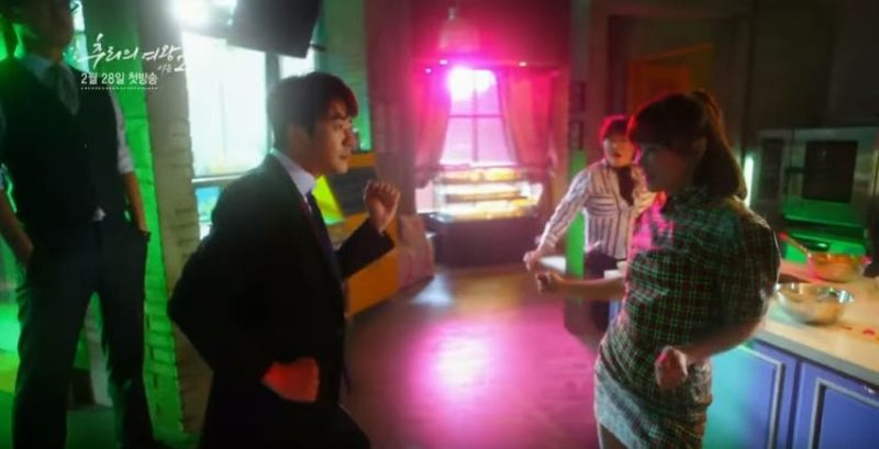 """Watch: Cast of """"Mystery Queen 2"""" Have A Wacky Dance Party In Funny New Teaser"""