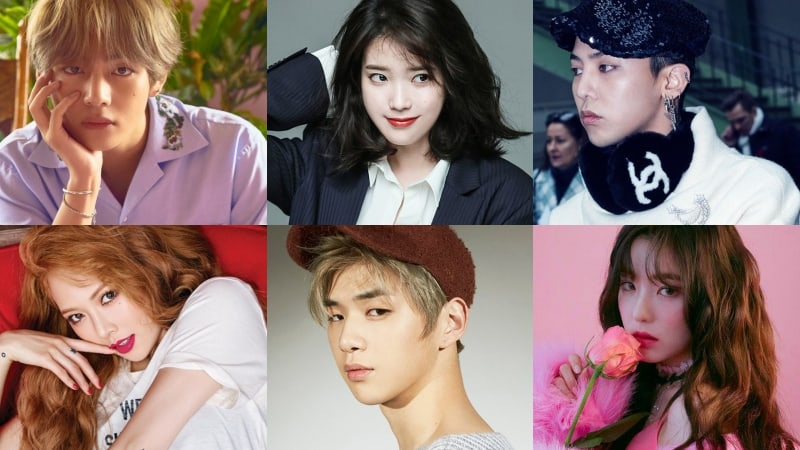 100 Idols Vote For The Best Of The Best Among K-Pop Idols