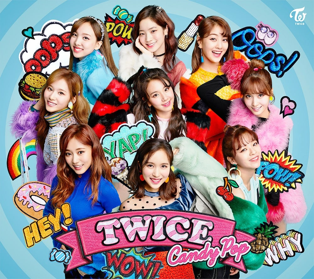 """TWICE Tops Billboard Japan's Hot 100 Chart And Oricon's Weekly Singles Chart With """"Candy Pop"""""""