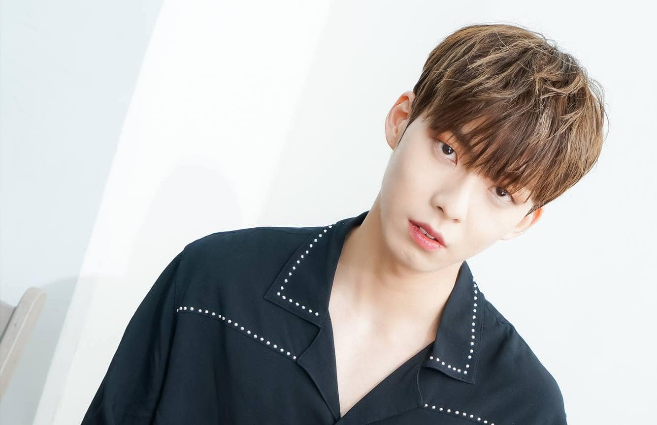 """Woo Jin Young Of """"MIXNINE"""" Talks About His History And Late Father"""