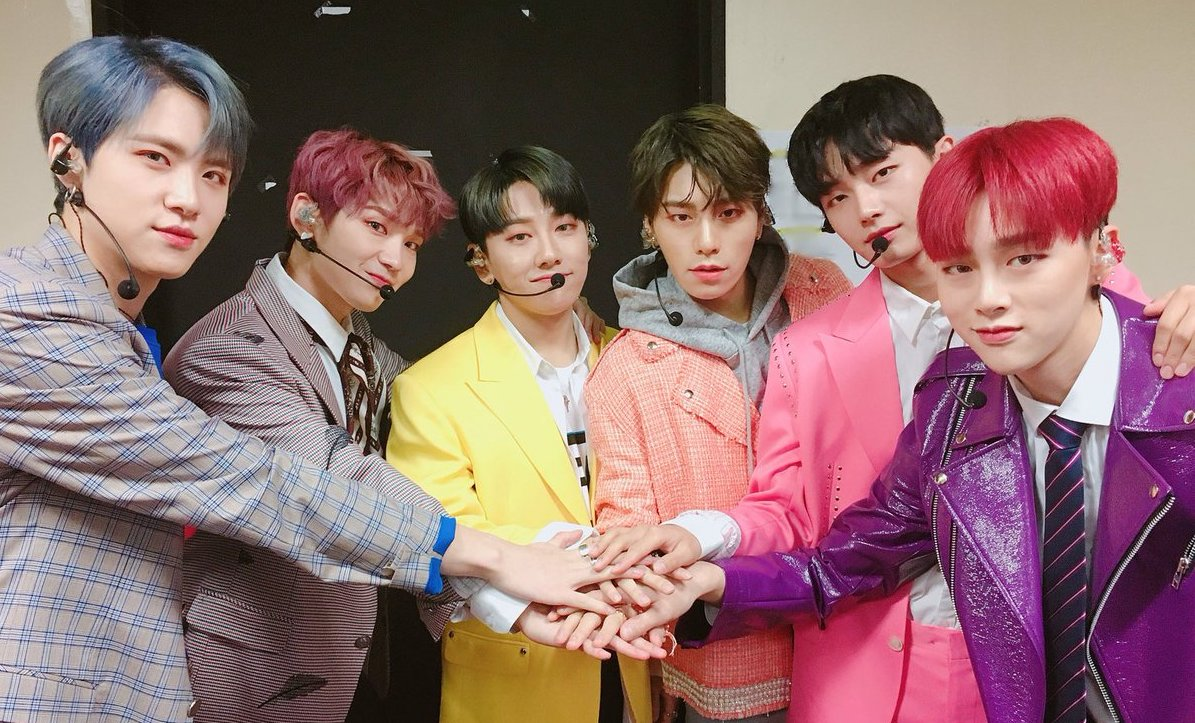 JBJ Members Explain Why They Cried At Their Concert + Talk About Hopes For Their Group's Future