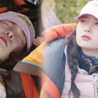 "DIA's Jung Chaeyeon Falls Sick And Has To Leave Camp After 70 Hours Of Hunger On ""Law Of The Jungle"""