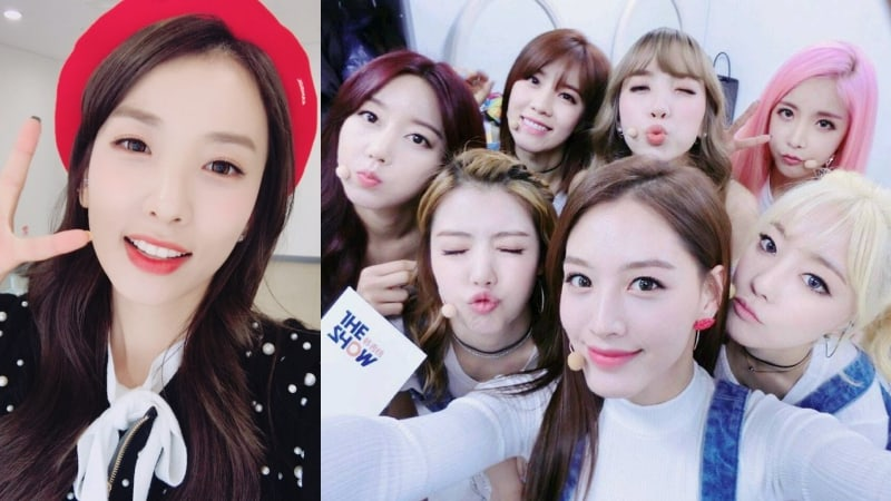 Jisook Explains Why She Doesn't Think Rainbow Disbanded