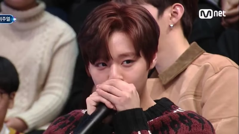 Watch: Wanna One's Park Ji Hoon Wows Everyone With His Beatboxing Skills