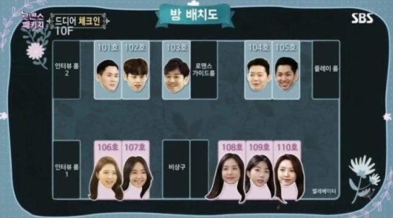 Dating variety show korean