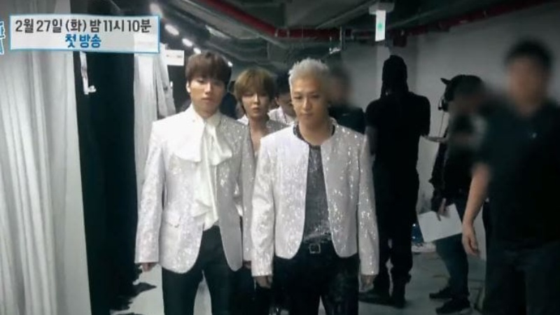 BIGBANG Makes Surprise Appearance In Upcoming Variety Show