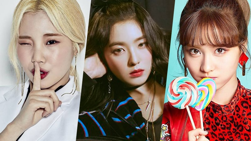 February Brand Reputation Rankings For Individual Girl Group Members Revealed