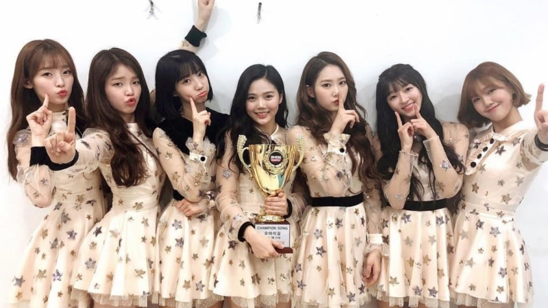 Oh My Girl Talks About Their Goals For The New Year