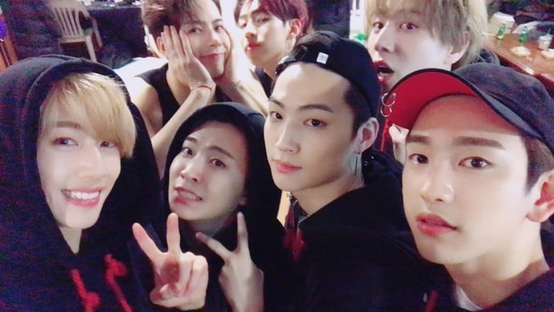 GOT7 Confirms March Comeback, Shares New Year's Wishes For 2018
