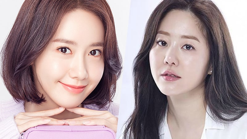 Girl's Generation's YoonA And Go Hyun Jung Named Most Buzzworthy Stars Of The Week