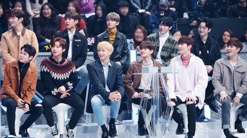 "Wanna One Propels ""I Can See Your Voice"" Ratings To No. 1 In Time Slot"