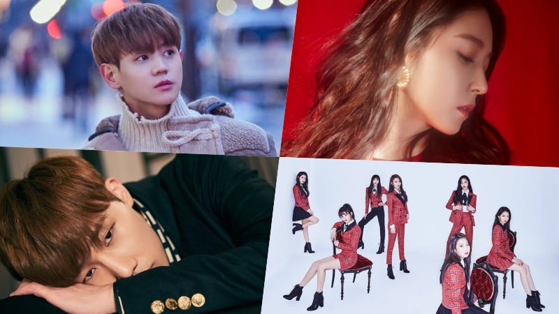 Here Are The Comebacks And Releases Still To Come In February