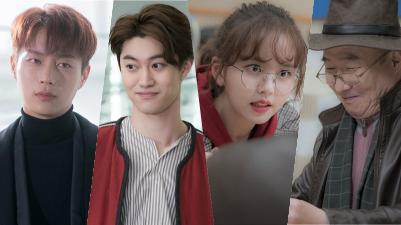 """Radio Romance"" Pairs Show Unique And Fun Chemistry"