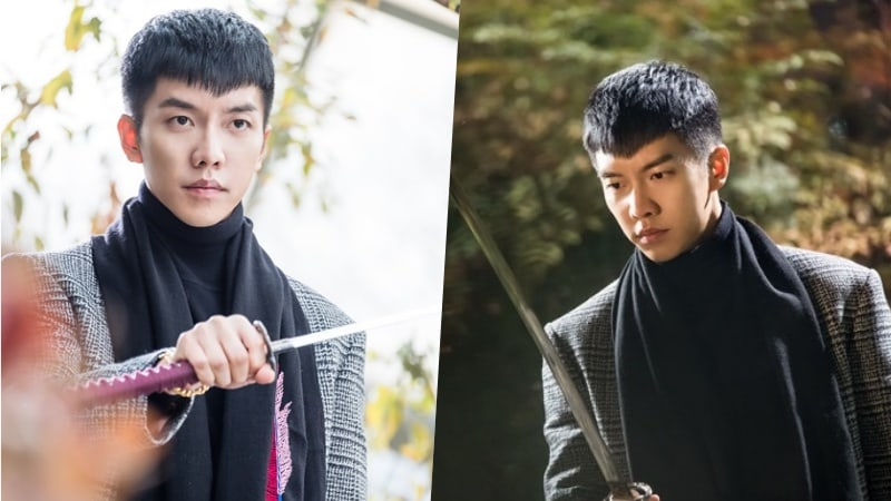 """Lee Seung Gi Is Lost In Thought As New Dilemmas Come His Way in """"Hwayugi"""""""