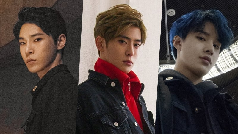 "Update: NCT U Reveals Individual Teaser Images For ""Boss"""