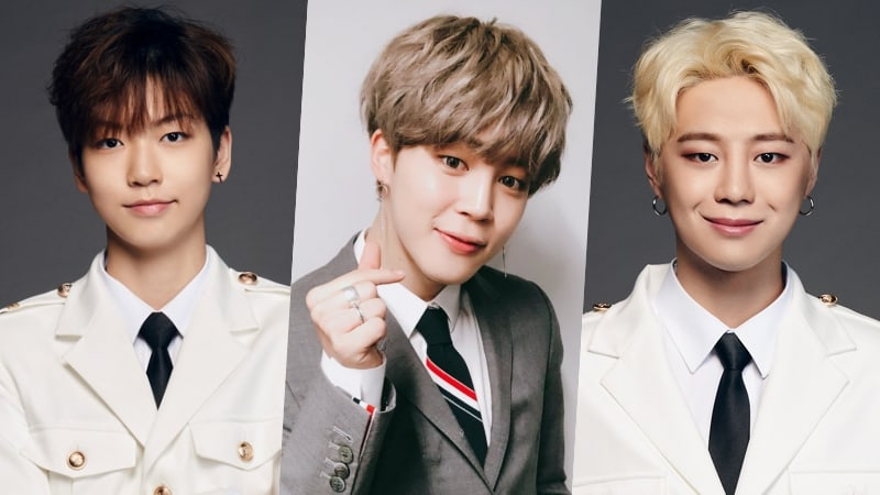 "Kijoong Explains How His Fan Love For BTS's Jimin Affected His First Impression Of Euijin On ""The Unit"""