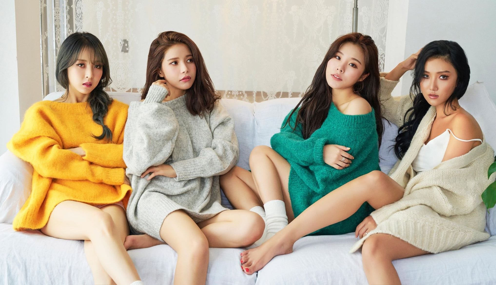 MAMAMOO Films New Music Video And Sets Comeback Date