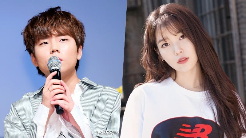 Jung Seung Hwan Gushes About His Experience Working With IU For His New Album